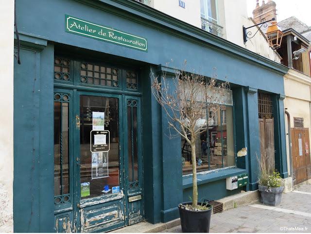 atelier restauration brocante Mortagne-au-perche M. Sylvain Cheriau