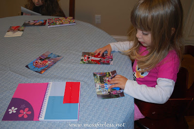 easy scrapbooking ideas for kids