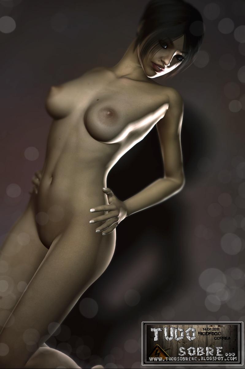 Desenho De Mulher Nua