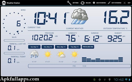 Weather Station v2.0.4
