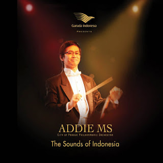 Addie MS & The City of Prague Philharmonic Orchestra - The Sounds of Indonesia