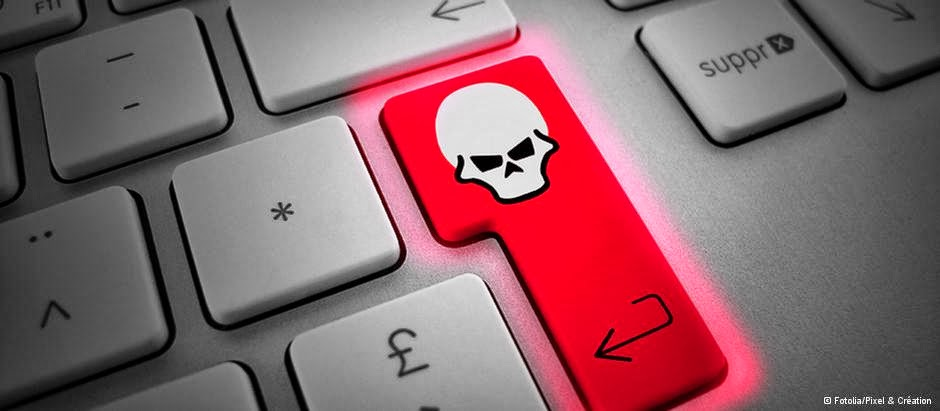 الأخطار التى تهدد شبكات الامعلومات