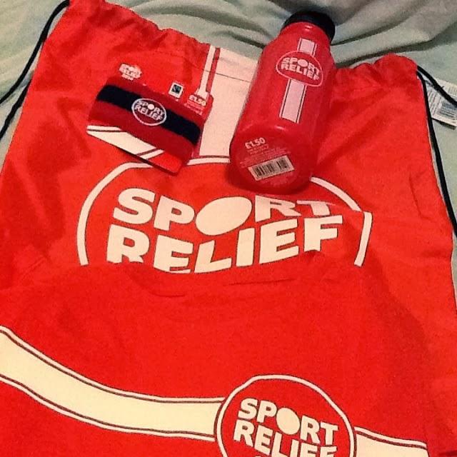 Sainsbury Sport Relief items