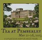 TEA at Pemberley, May 21-26