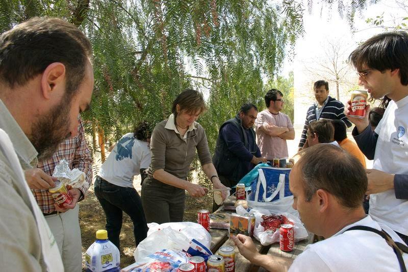 Pato Corlorado: Ave del año 2008. Celebración en Lantejuela, 29 de marzo. Educación Ambiental.