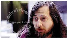 Richard Stallman Hacker Paling Terkenal di Dunia