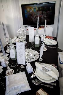 jaka cards dekoracje stołu