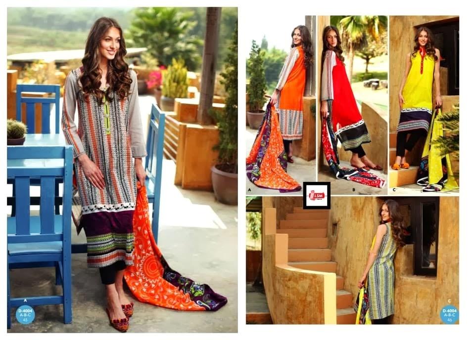 Printed Lawn Kurti Fashion