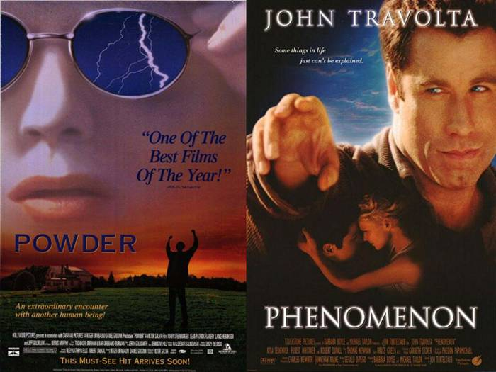 18. Powder | Phenomenon – 1995/1996