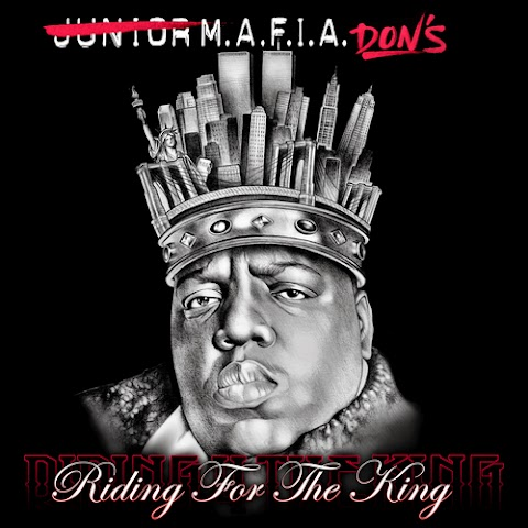"Mixtape LP: ""Riding For The King"" Lil Cease & Mafia Don"