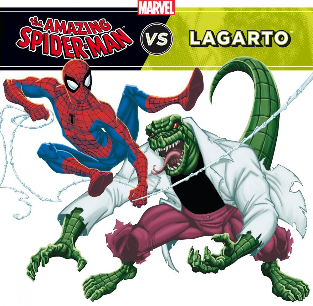 Nueva colecci n marvel de planeta xonxoworld - Marvel spiderman comics pdf ...
