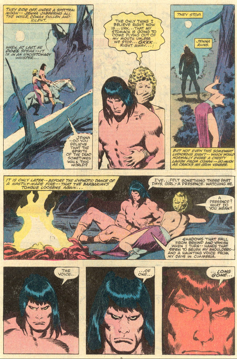 Conan the Barbarian (1970) Issue #119 #131 - English 4