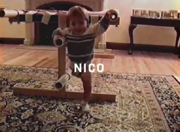 Powerade - Nico's story