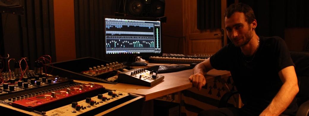 Demande de stage assistant et technicien son au studio Medusa Prod à Marseille