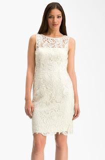 Bridal Party Lace Dress