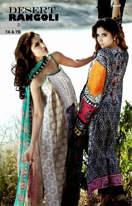 Lawn Dresses Designs