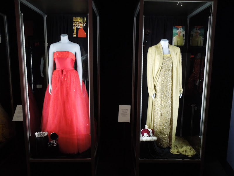 Princess Diaries 2 costume exhibit