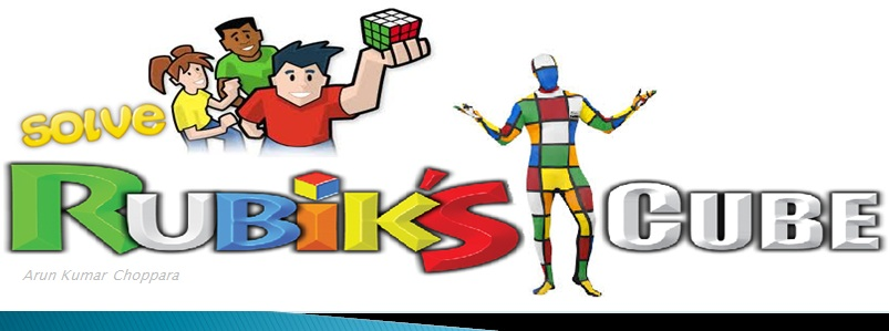 Solving Rubik's Cube - Made Easy