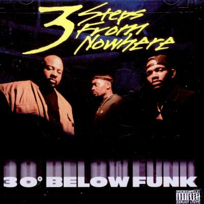 3 Steps From Nowhere – 30° Below Funk (CD) (1993) (FLAC + 320 kbps)