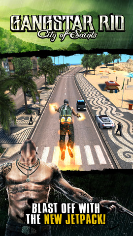 screenshot 2 Gangstar Rio City of Saints v1.3.0