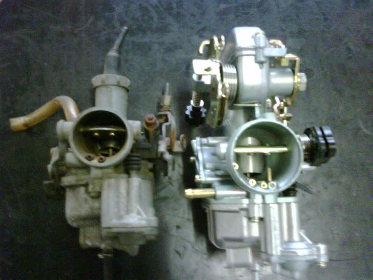 Carburador CBX200
