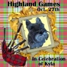 Highland Games - click on graphic fer more info