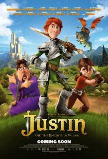Ver online: Justin y la espada del valor (Justin and the Knights of Valour) 2013