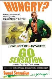 Sweet Sensation