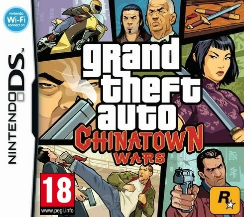 Grand Theft Auto: Chinatown Wars (Español) (Nintendo DS)