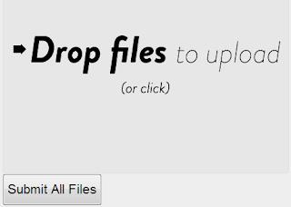 DropzoneJS with ASP.net MVC 5