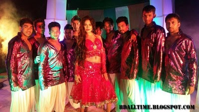 Jannatul Ferdous Peya in item songs