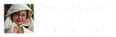 Jessica's Journey with Rett Syndrome