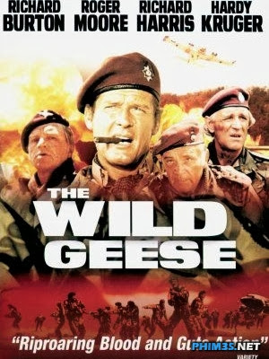 Ngỗng Trời The Wild Geese