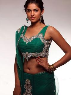 deeksha in green style