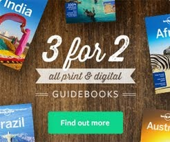 Great Deals from Lonely Planet