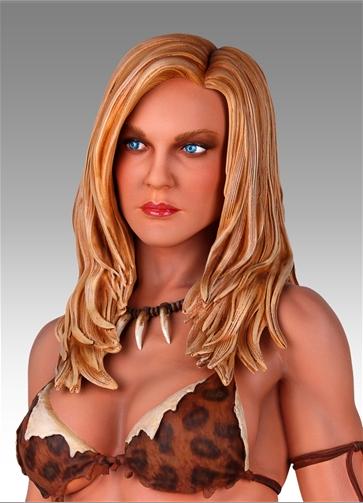 Shanna The She Devil Statue