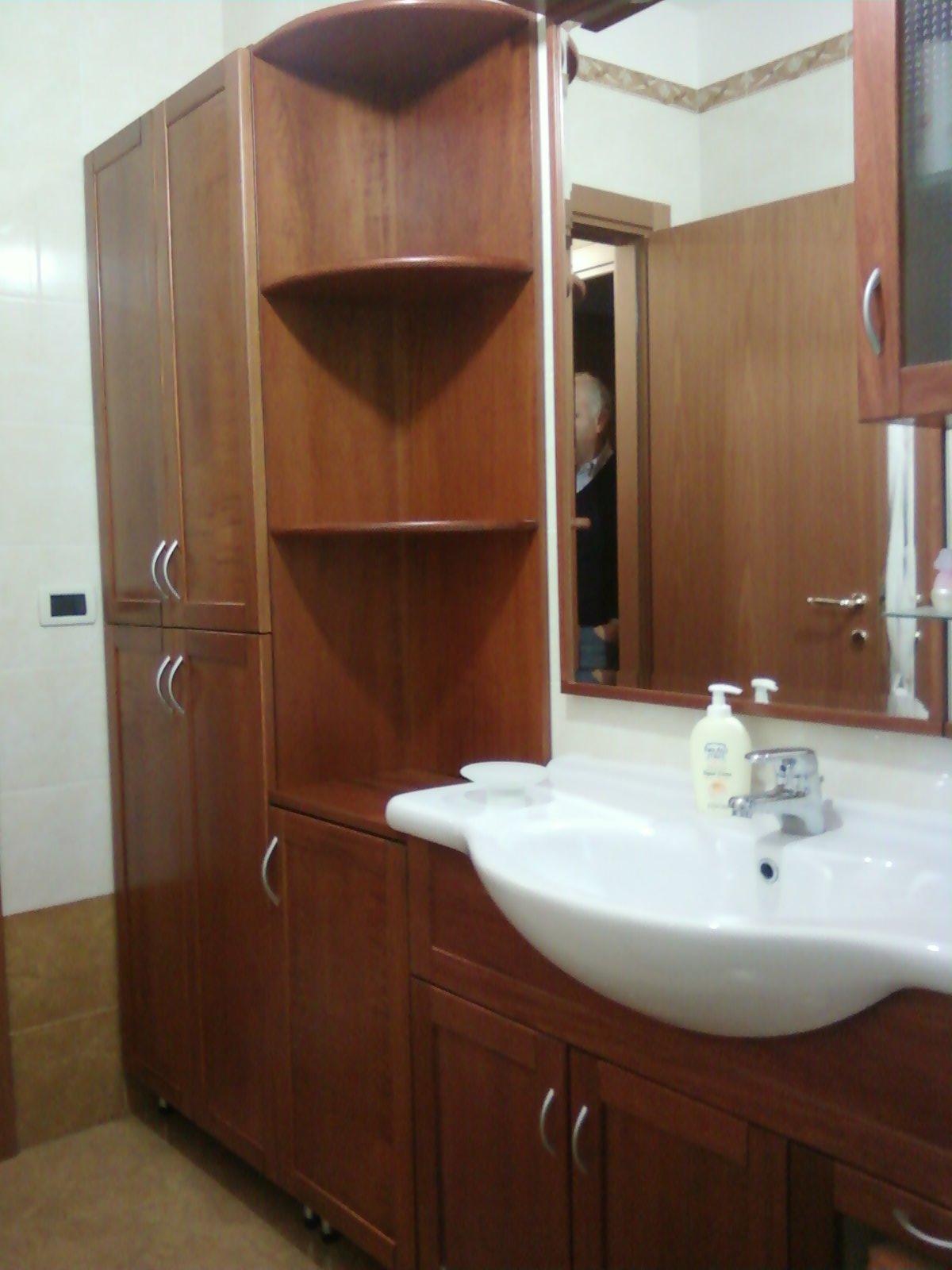 Fai da te hobby legno - Sottolavello bagno ...