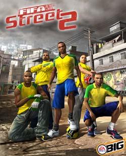 Free Download Game FIFA Street 2 PC Full Version