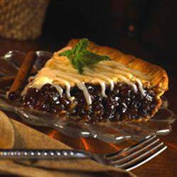 Classic Mincemeat Pie