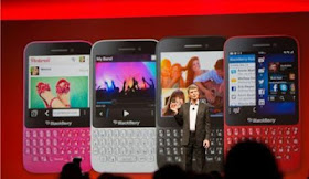 BlackBerry Siapkan BlackBerry Q5