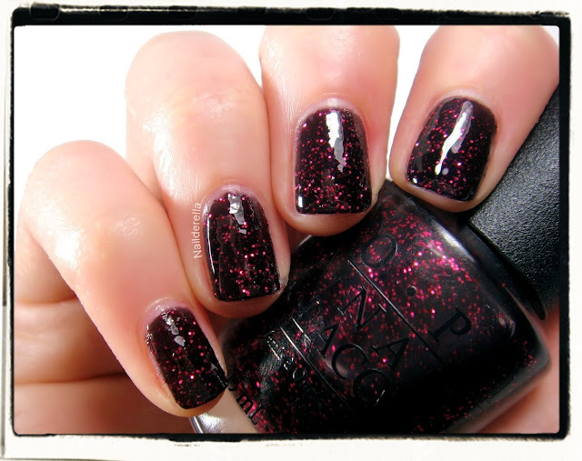 OPI - Stay the Night (Liquid Sand) - Nailderella Opi Stay The Night