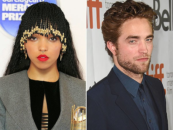 New sweetheart Robert Pattinson was the victim of a racist