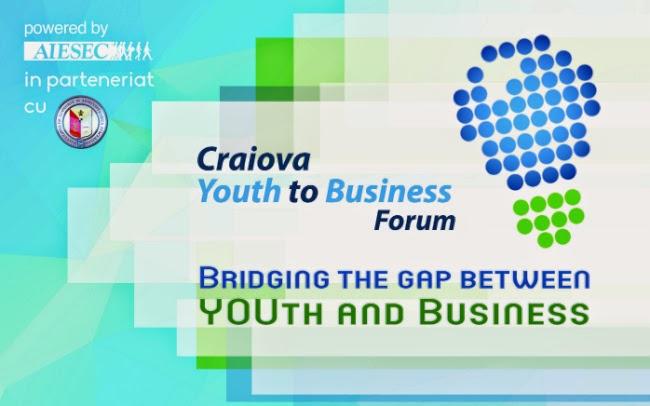 Hai la Craiova Youth to Business!