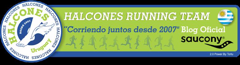 HALCONES RUNNING TEAM URUGUAY