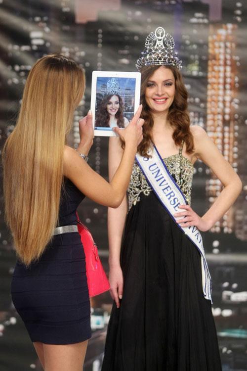Miss Universe Croatia 2012