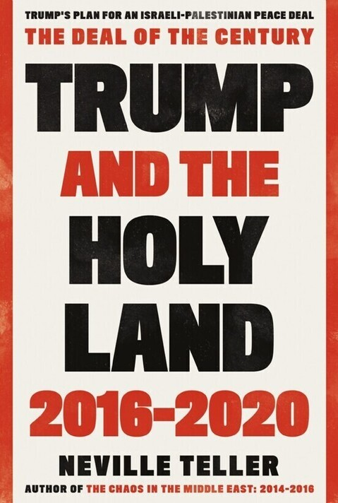 Trump and the Holy Land: 2016-2020