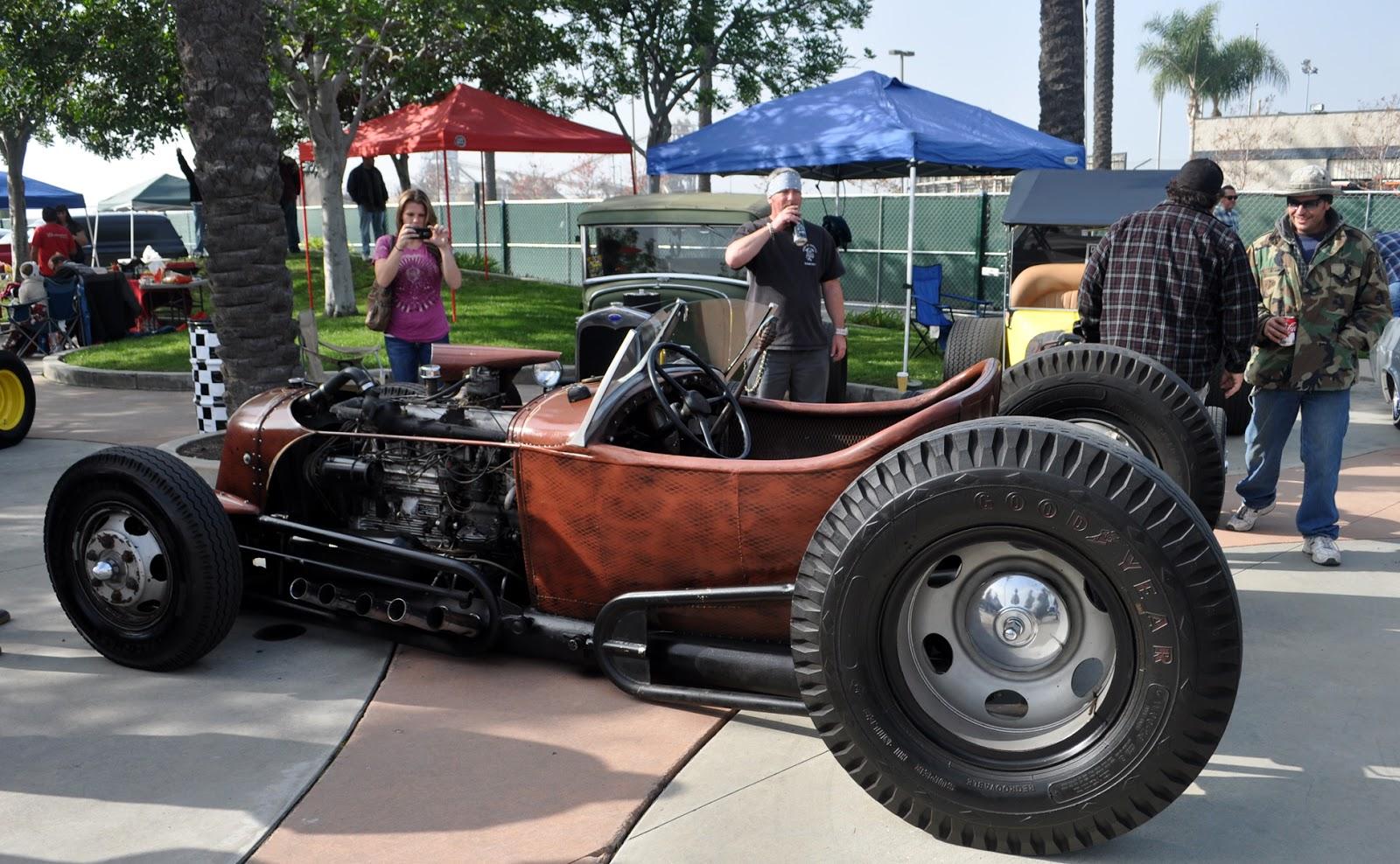 Just A Car Guy Ian Roussel S Newest Build The Bucket O Fun