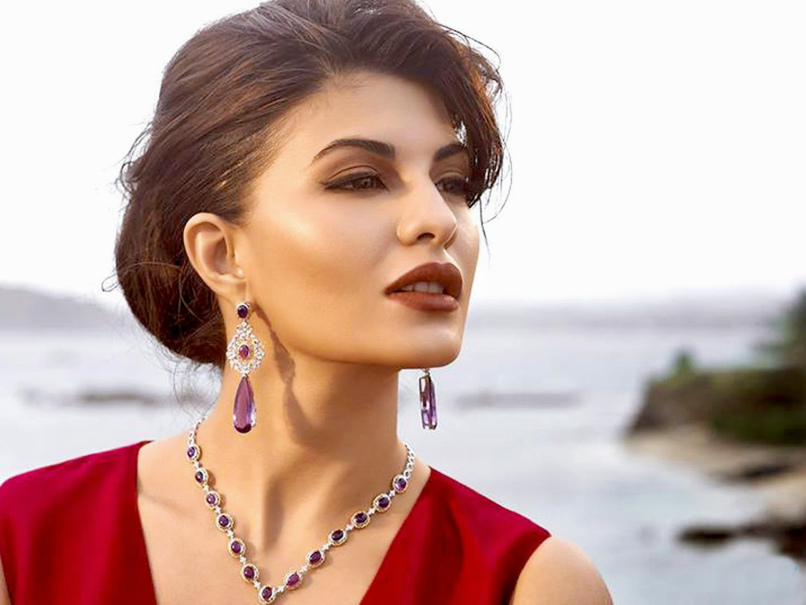 Jacqueline Fernandez Latest Desktop Hd Wallpapers Total