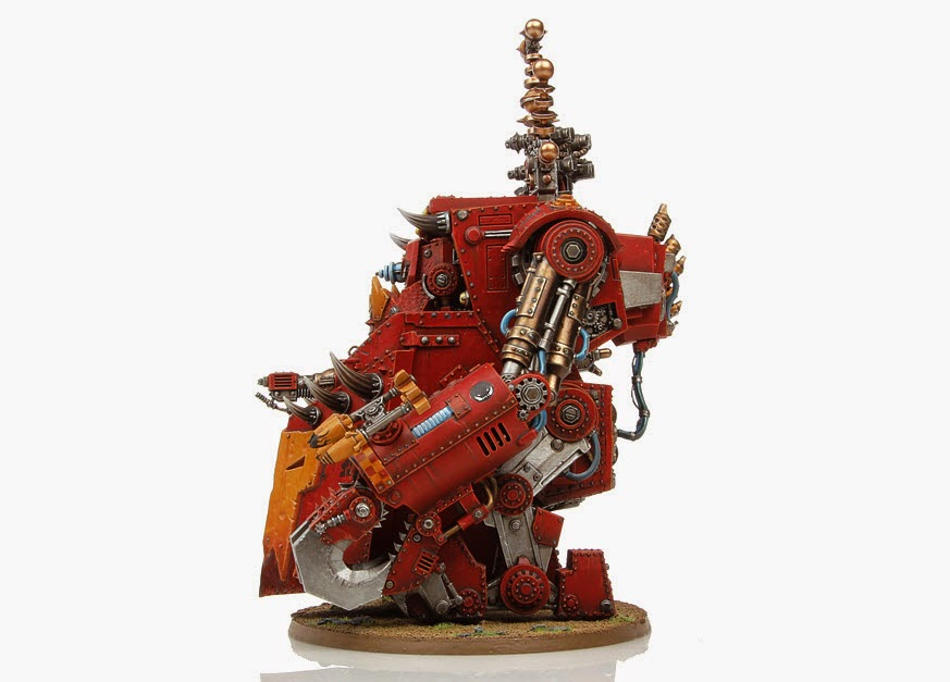Warhammer 40K Morkanaut