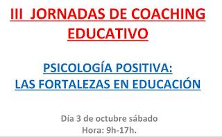Jornada de Coaching Educativo y Psicología Positiva en Zaragoza